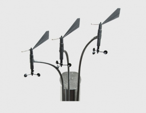 """BundG 213 Vertikaler Windmeßgeber - 1050mm (42"""")- Ocean Spec."""