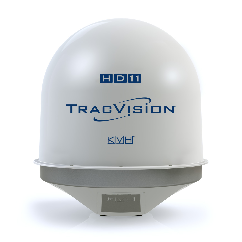 KVH TracVision HD11 Satelliten TV Antenne