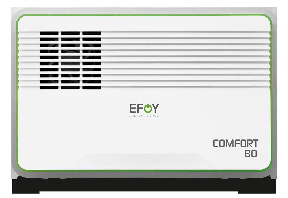 EFOY Brennstoffzelle Comfort 80i Frontansicht LEPPER marine
