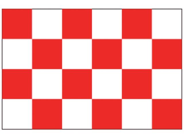 Talamex Flagge Provinz Nord-Brabant (verschiedene Größen)