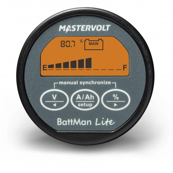 Mastervolt BattMan Lite Batteriemonitor