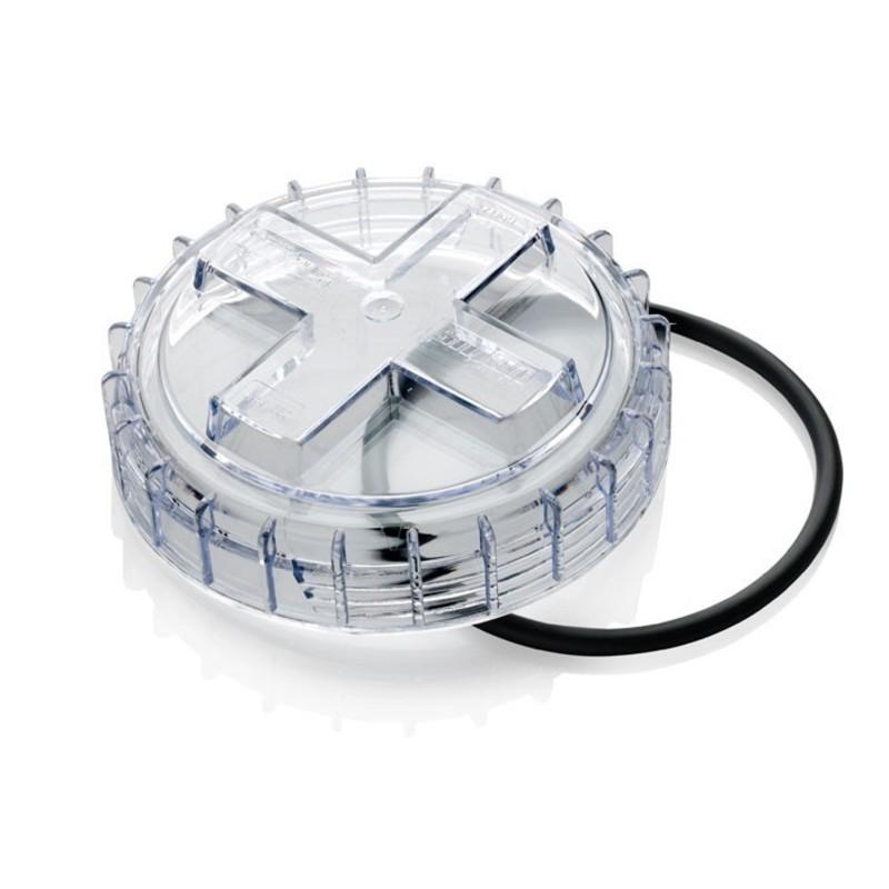 Vetus Deckel und O-Ring für Kühlwasserfilter Typ FTR330