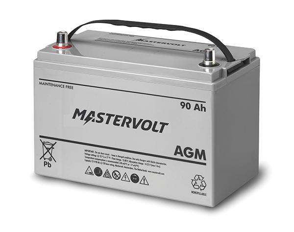 Mastervolt AGM Batterie 12V 90Ah