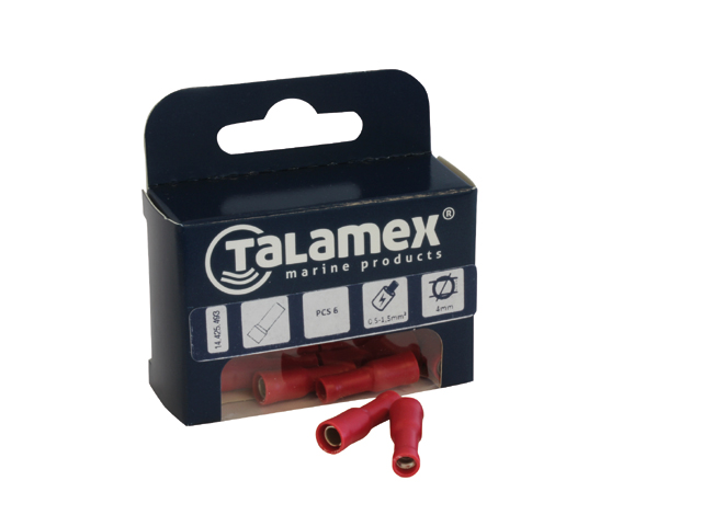Talamex Rundsteckerhülse (verschiedene Typen)