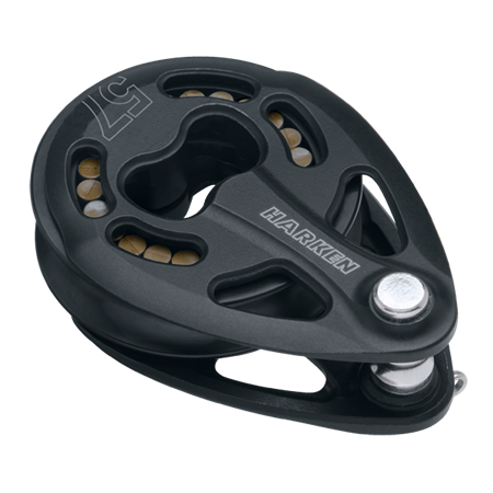 Harken 57mm HL Padeye Teardrop Block (3223)