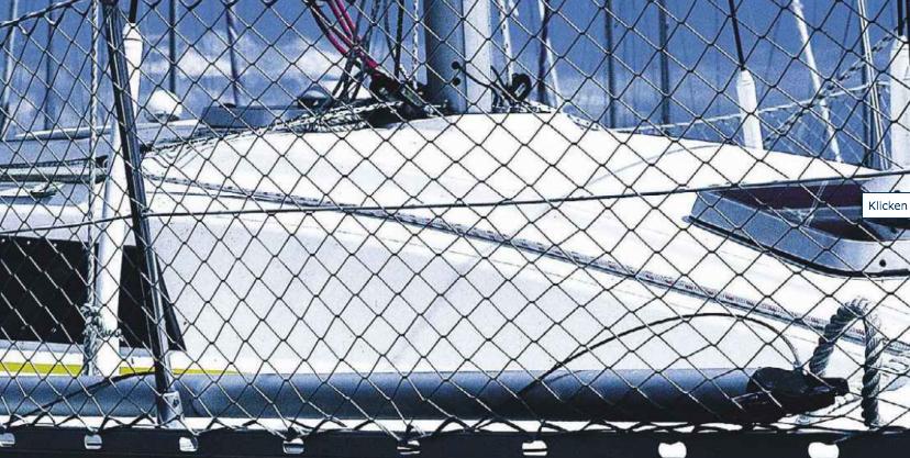Schutznetz für Reling (Meterware Preis pro Meter)