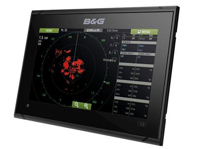 B&G Vulcan 9 FS Radar