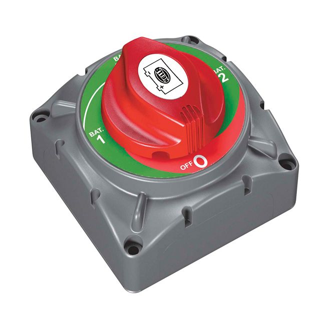 Hella marine 350A Batterie Hauptschalter