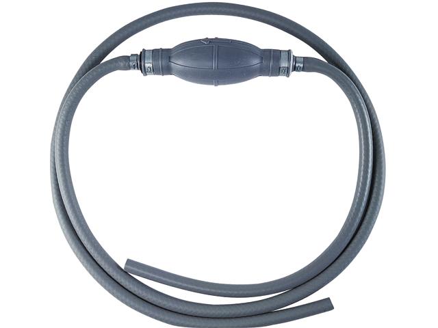 Talamex Brennstoffleitung mit Handpumpe HD
