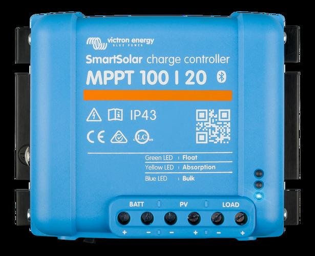 Victron Energy SmartSolar MPPT 100/20 Solarladeregler
