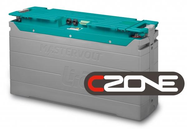 Mastervolt MLI Ultra 12/5500 Lithium-Ionen Batterie CZone