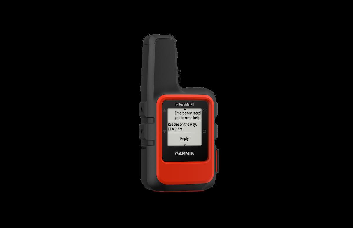 Garmin InReach Mini Irridium Zwei-Wege Kommunikation orange schwarz