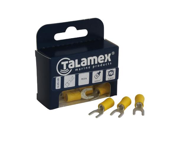 Talamex Kabelschuh Gabel (verschiedene Typen)