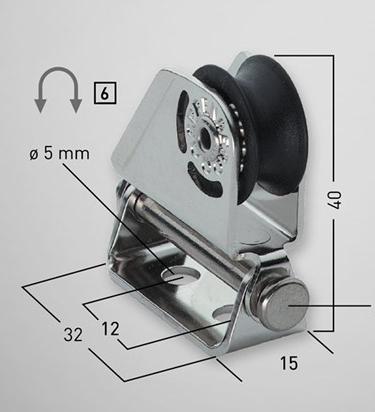 Sprenger 6mm Micro XS einfach mit Hundsfott