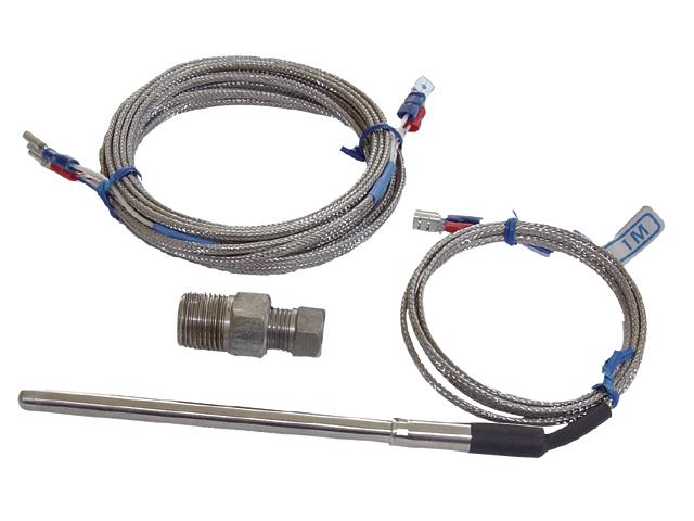 Wema wahlweise Sensor für Auspufftemperatur oder Verlängerungskabel
