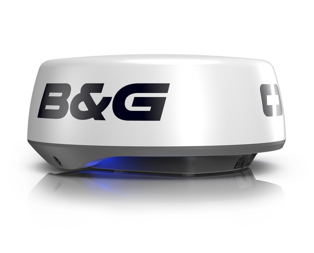 B&G HALO20+ Pulskompressions Radar