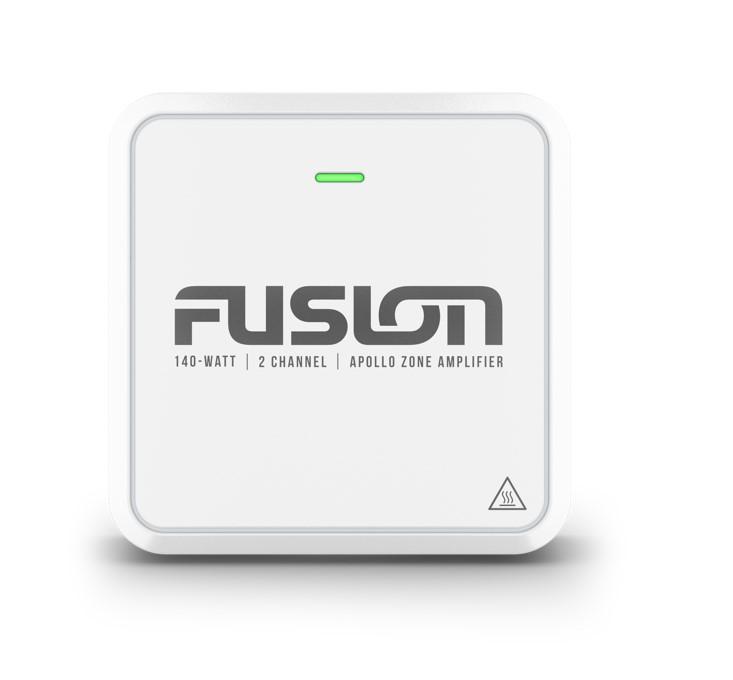 FUSION APOLLO AP-DA214 Amplifier, Zonen-Marineverstärker