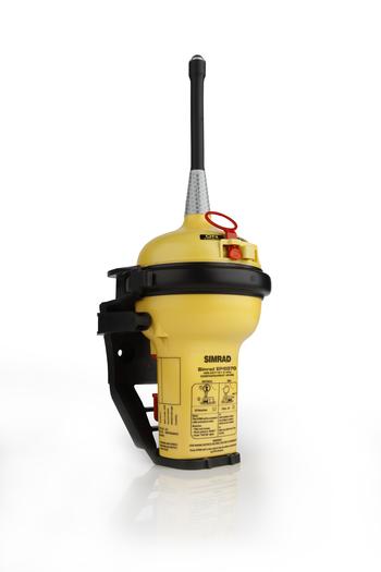 Simrad EP70 406mHz IMO SOLAS EPIRB mit GPS manuelle Auslösung