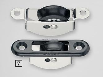 Sprenger 8mm Einlassblock einfach Kunststoff