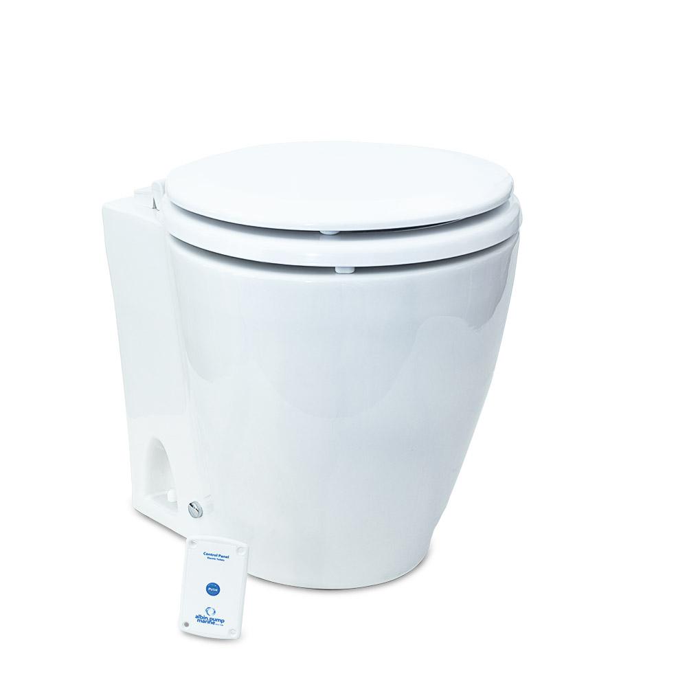 Albin Pump Bordtoilette Design Standard
