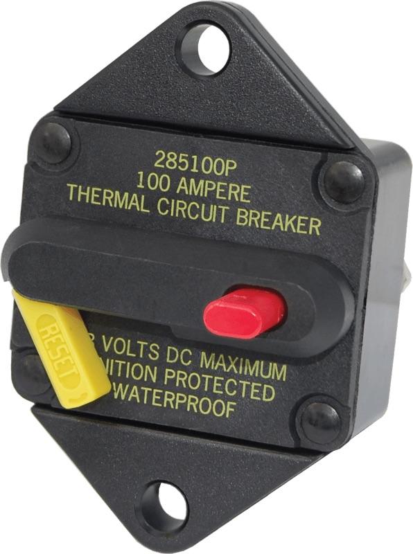 Lewmar Sicherung für elektrische Winschen