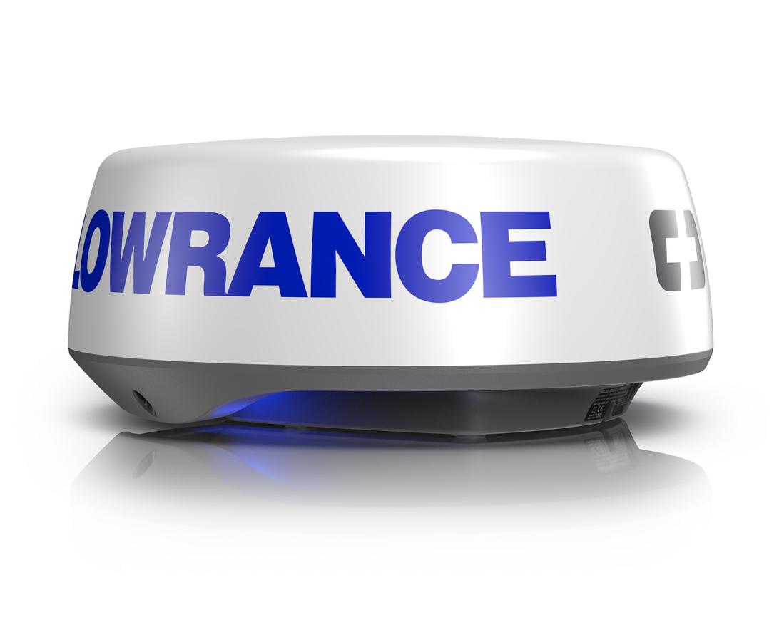 Lowrance HALO20+ Pulskompressions Radar