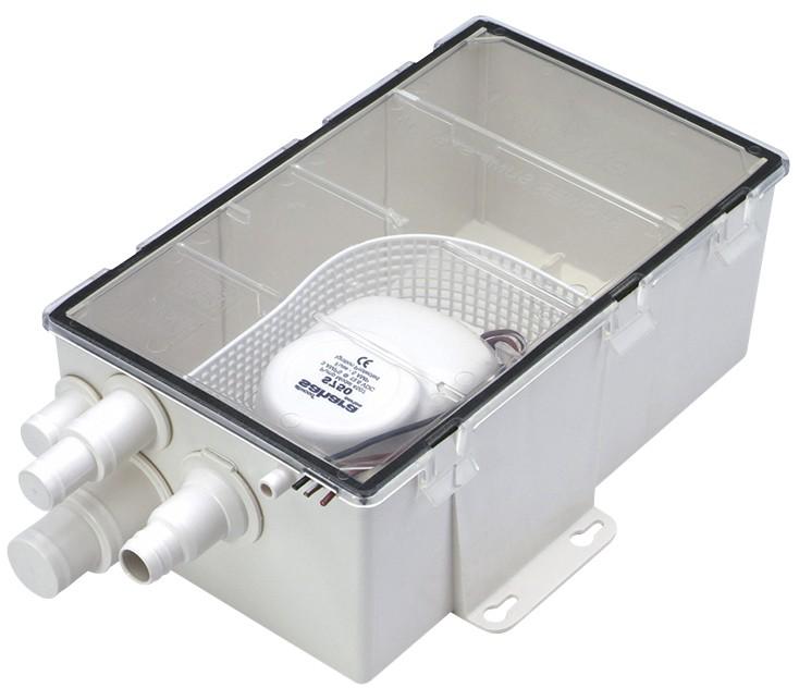 Dusch - Ablaufsystem 12V