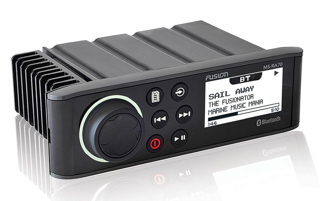 Fusion marine MS-RA70 Radio BT Empfänger