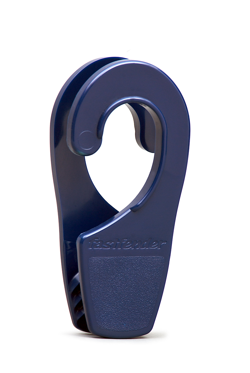 Fastfender 25 Fender Befestigung für Relingsrohre bis 25mm (Paar)