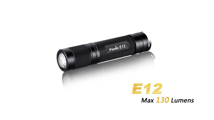 Fenix E12 XP-E2 LED Taschenlampe ex E11