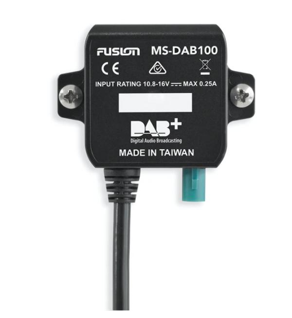 Fusion marine MS-DAB100A DAB Modul für externe Antennen