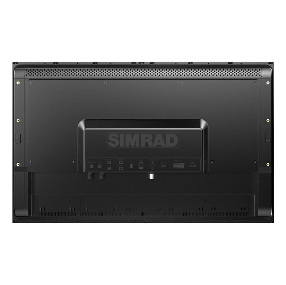 "Simrad NSO evo3 Glass Bridge 24"" Display"