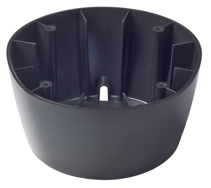 Sockel für Offshore 115 und Olympic 115 schwarz
