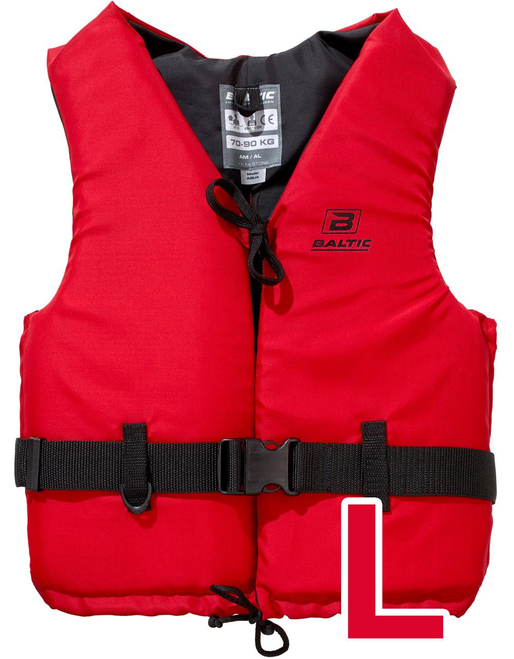 Baltic Aqua Farbe Rot - Größe L
