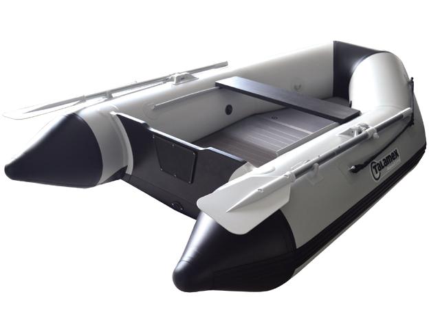 Talamex Aqualine mit Aluminiumboden (versch. Typen)
