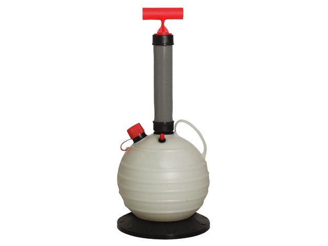 Talamex Vakuumpumpe Ölabsaugpumpe 6l