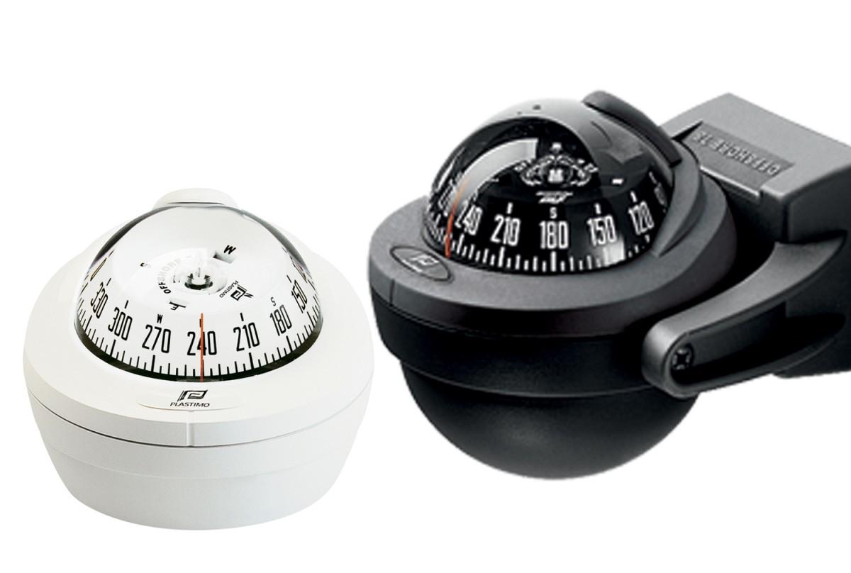 Plastimo Kompass Offshore 75 - Aufbauversionen