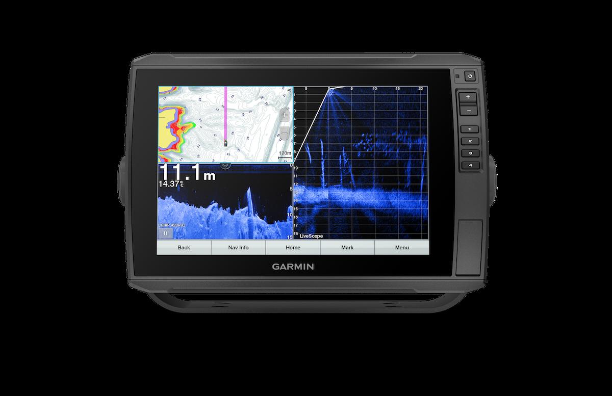 Garmin EchoMap Ultra 102sv LiveScope Bundle LVS32