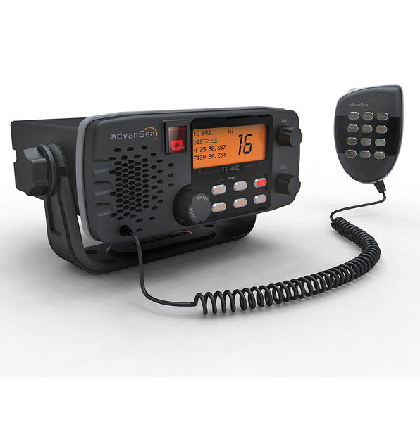 AdvanSea UKW-Seefunkanlage FX-400 (DSC/ATIS)