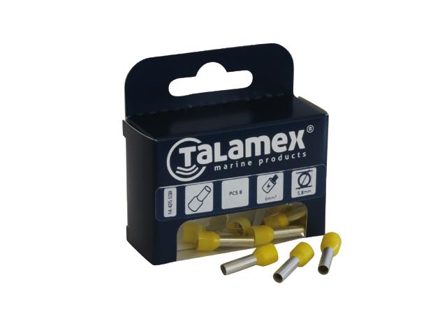 Talamex Aderendhülsen (verschiedene Typen)