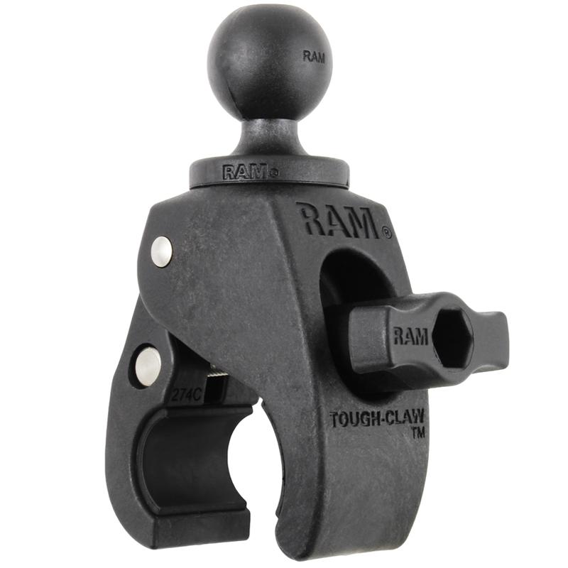 RAM MOUNTS Tough-Claw Halteklammer (klein) mit 1,5 Zoll Kugel (C)