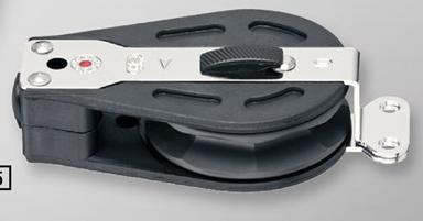 Sprenger 6-10mm Ratschblock liegend Backbord, links ratschend