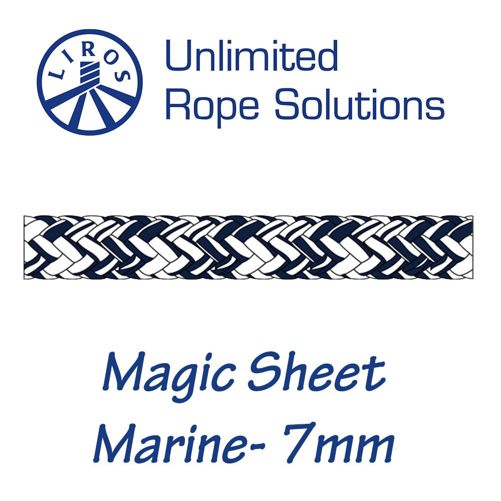 Liros Magic Sheet marine 7mm