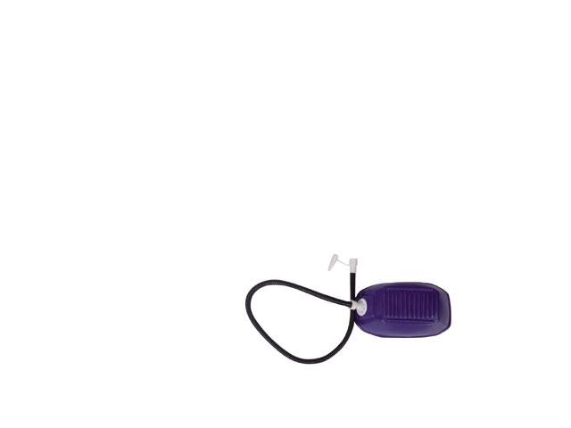 Talamex einfache Fußpumpe Luftpumpe für Funline Schlauchboote