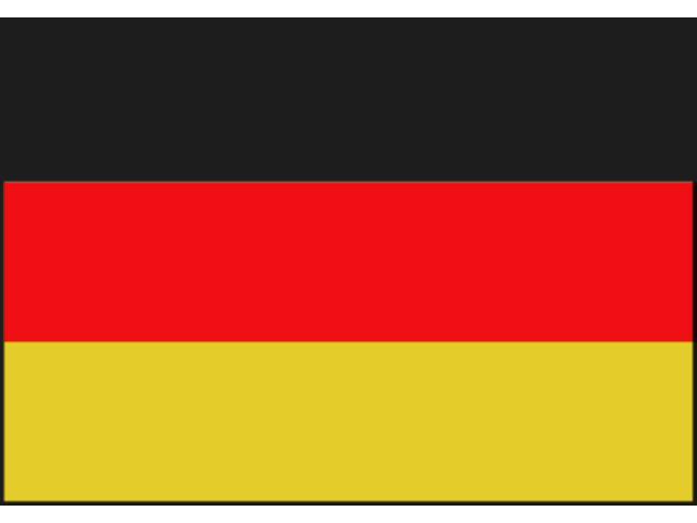 Flagge BRD Bundesrepublik Deutschland (versch. Größen)
