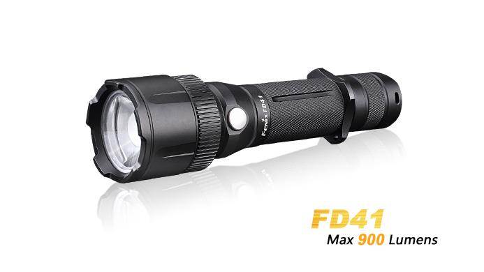 Fenix FD41 Cree XP-L HI LED Taschenlampe