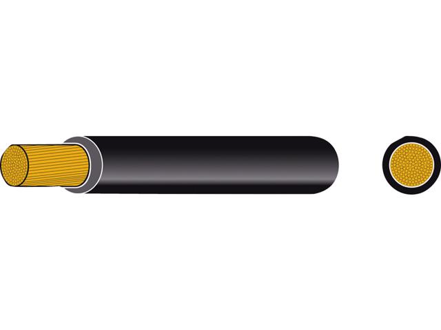 AutoMarine Batteriekabel (versch. Querschnitte) schwarz