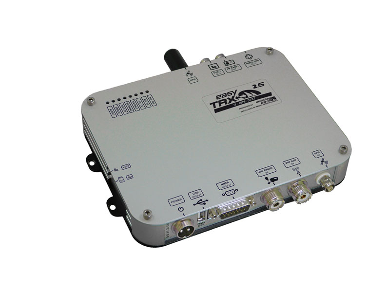 Weatherdock A154 easyTRX2S-IS-IGPS-DVBT Sende/Empfänger