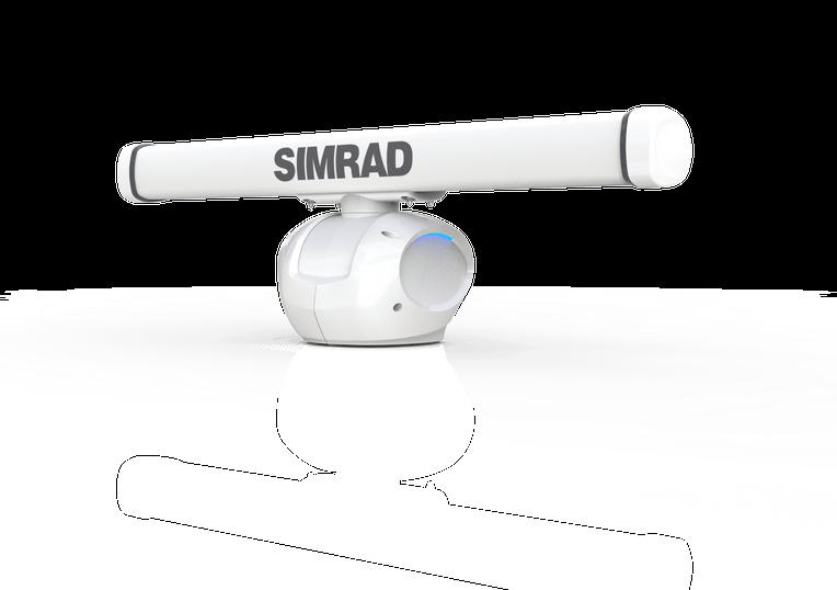 Simrad HALO-4 Radar mit RI12 und 20m Radarkabel