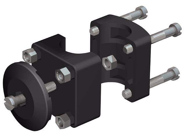 Nawa Relingkonnektor (verschiedene Durchmesser)